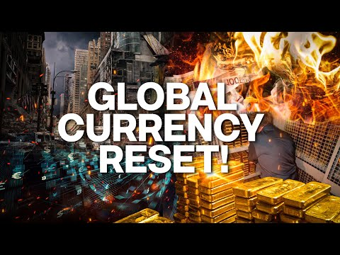 Alert: Gold & Bitcoin Surge Show There's a Global Currency Reset Starting Now! - Must See Video