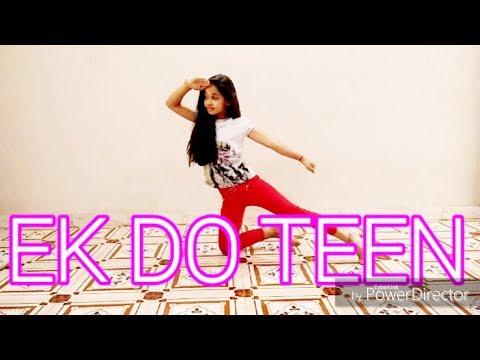 Baaghi 2 Ek Do Teen Dance performance @Shubhamtaak Choreography