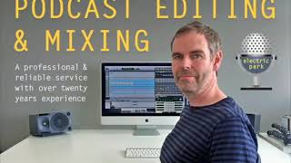 I will edit and mix your podcast audio in 24hrs