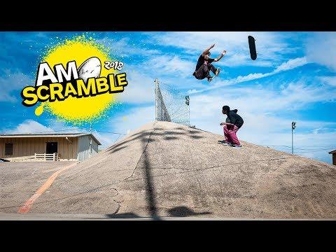 Am Scramble 2018 Video