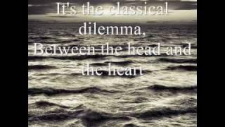 Chris de Burgh - The Head And The Heart ~With lyrics~