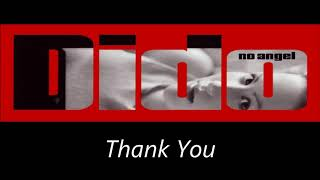 Dido - Thank You (HQ)