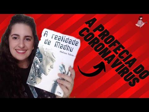 A previsão do Coronavírus em A realidade de Madhu de Melissa Tobias!