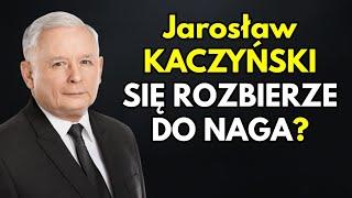 S-Y Jarosław Kaczyński musi się rozebrać! tak zdecydowali obywatele