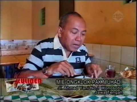 Video Wisata Kuliner Amazing Wonosobo