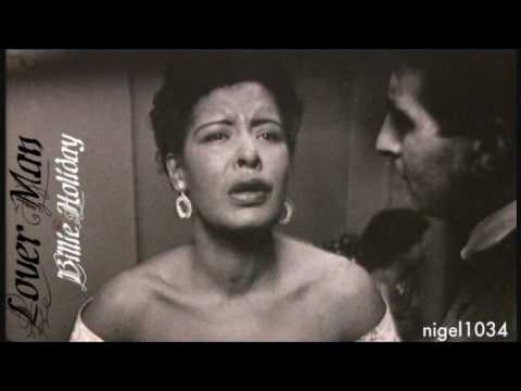 Lover Man (Live 1954) by Billie Holiday with Count Basie