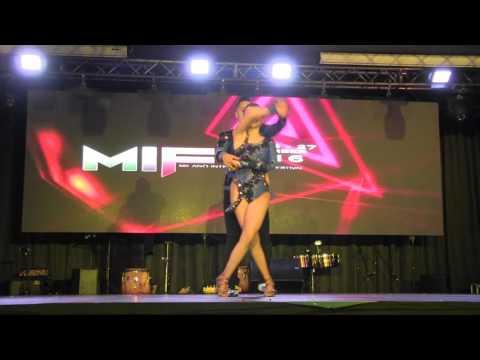 MIF Milano International Festival 2016   Jorge Aguilar y Karen Lazo