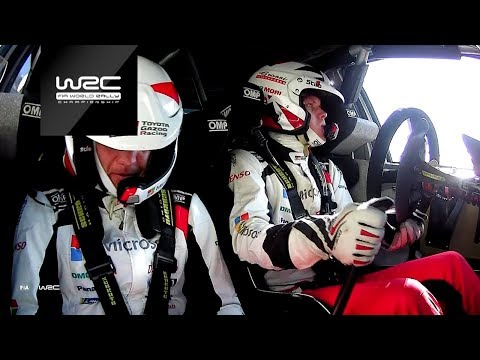 WRC - Rally Turkey 2019: Onboard compilation Toyota