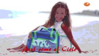 """Danna Paola - Ocèano """"Azul como el Cielo"""""""