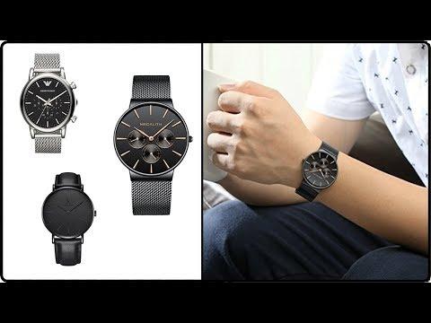 TOP 10 GÜNSTIGE UHREN AUF AMAZON | Uhren unter 200 Euro | Günstige Herren Uhren kaufen | Herrenuhren