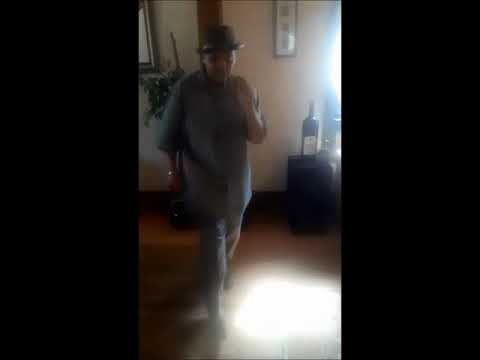 JUUMPIN JAMMIN REDD DOING STEPPING  FOOTWORKING AGAIN GREAT AUDIO SOUND2