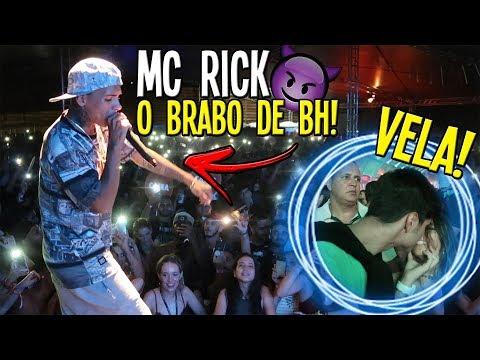 BAILE DO DENNIS & MC RICK É O MAIS BRABO! 😈