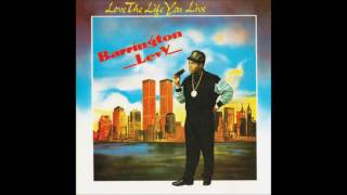 Too Experienced – Barrington Levy