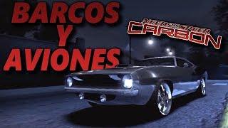 Need For Speed Carbono - Barcos y Aviones