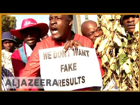 🇿🇼 Zimbabwe: Three dead in Harare amid election unrest | Al Jazeera English