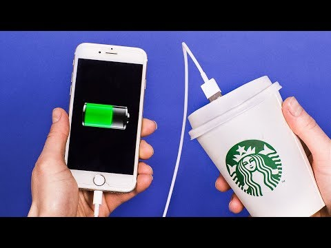 17 CRAZY LIFE HACKS FOR CABLES AND WIRES