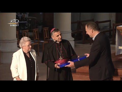 Remise du Prix Père Jacques Hamel