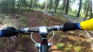 La Pine mountain biking trails