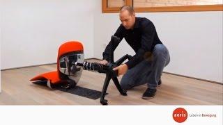 3Dee Aktiv-Sitz - Montage- und Gebrauchsanleitung