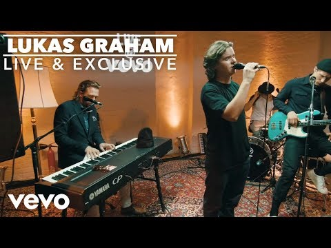 Lukas Graham - 7 Years (Live @ Vevo) (видео)