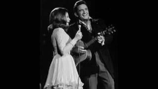 Johnny Cash & June Carter - It Aint Me, Babe