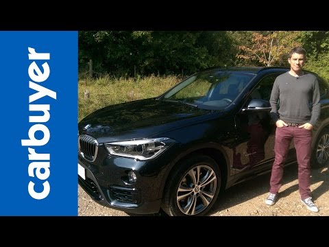 BMW X1 SUV review - Carbuyer 2016