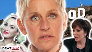 Few Celebs Are DEFENDING Ellen DeGeneres Amid Toxic Reports!