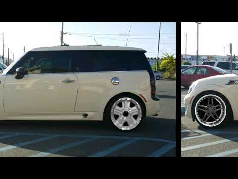 R-55 Mini Cooper Clubman Wheels