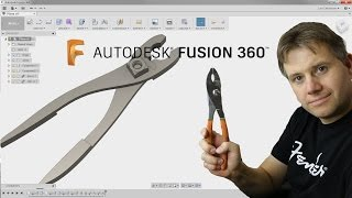 Fusion 360 Tutorial: Get a Grip on Components, Bodies & Assemblies