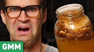 Leaving A Big Mac in Soda for 2 Months (EXPERIMENT)