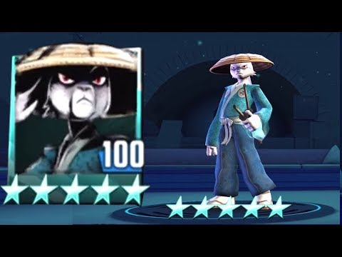 Ninja Turtles Legends PVP HD Episode - 15 - Platinum Level Usagi Yojimbo
