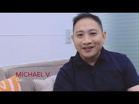 MICHAEL V.   KWENTONG EAT BULAGA