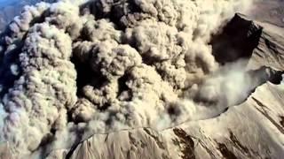 Terra-Feuer-Vulkan