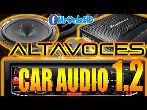 Car Audio 1.2 - Diferencia altavoces coaxiales  y de vias separadas, WATS RMS y MAX - Español