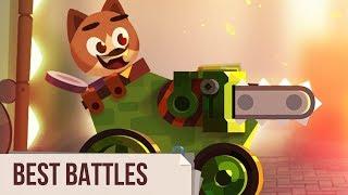 C.A.T.S. — Best Battles #21