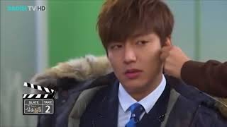 The Heirs Best Funny Moments on location shooting Video Clips