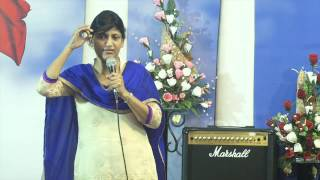 18-6-15 Bible Study Series On Sanctification Series By Pastor Pramila Jeyaraj