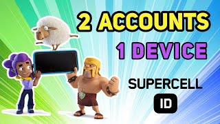 How to have 2 accounts on 1 device! iOS or Android! Switch between multiple Clash of Clans accounts!