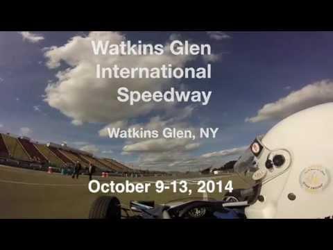 Vintage Racing at Watkins Glen - 2014