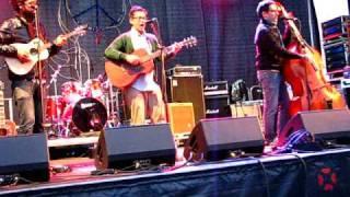 Josh Rouse - I Will Live On Islands, Giske 31/07/2010