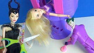 Joker ve Malefiz Prenses Rapunzelin saçını neden kesti Niloya ne yaptı Maşa ile Heidi oyuncak hikaye