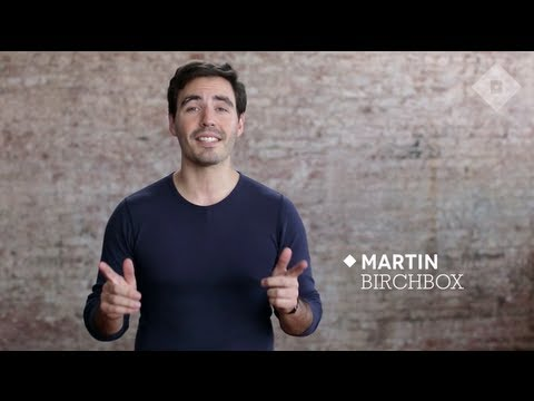 The Birchbox Man To-Do List: September 2013