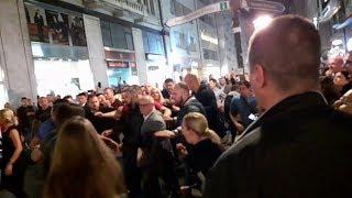 Džumbus: Narod juri Gorana Vesića u centru Beograda