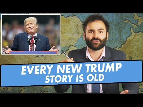 Every New Trump Story Is Old (Nunberg, Guns, Stormy, and MORE NEWS) - SOME MORE NEWS