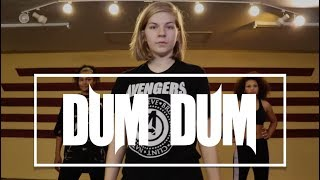 BECKY G, KIDEKO, TINIE TEMPAH - Dum Dum | @theINstituteOfDancers | Rudy Garcia Choreography