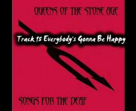 Queens of the Stone Age - Everybody's Gonna Be Happy