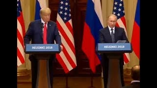 Путин рассказал Трампу зачем он его избрал