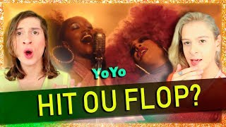 REACT Gloria Groove   YoYo (feat. IZA)