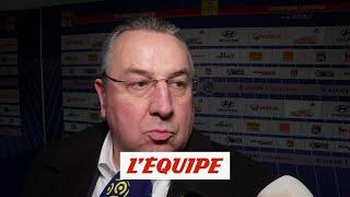 Foot - L1 - Reims : Caillot «Un nul à Lyon est un exploit»