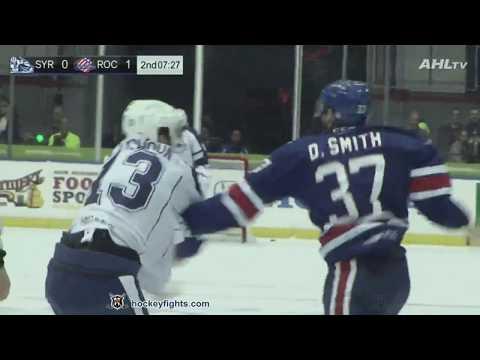 Dalton Smith vs. Boris Katchouk